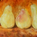 Three Large Pears