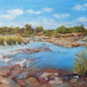 Low Water Crossing - Water Series, Llano